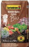 Bio-Rinderdung-Pellets von Gartenkrone