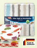 Vlies-Spül-Wischtücher von OptiWisch