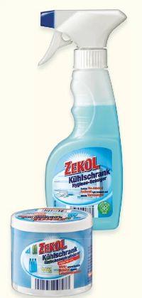 Kühlschrank Hygiene-Sortiment von Zekol