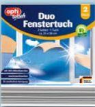Duo-Fenstertücher von OptiWisch