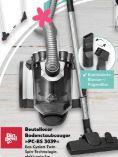 Beutelloser Bodenstaubsauger PC-BS 3039 von Dirt Devil