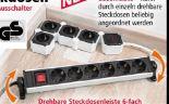 Flexible Steckdosen von PowerTec
