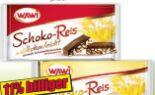 Schoko-Reis von Wawi
