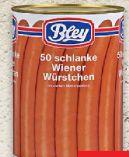 Schlanke Wiener Würstchen von Bley