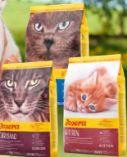 Katzenfutter von Josera