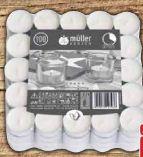 Teelichter von Müller Kerzen