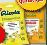 Schweizer Kräuterbonbons von Ricola