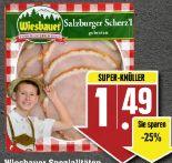 Spezialitäten von Wiesbauer