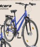 Alu-Trekkingrad Silver 3.0 von Zündapp