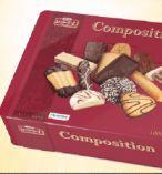 Gebäckmischung Composition von Lambertz