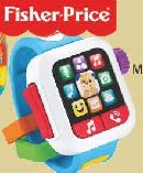 Smart-Watch Lernspaß von Fisher Price
