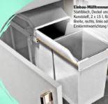 Einbau-Mülltrennungs-System von Hailo