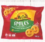 Smiles von McCain