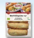 Bio-Mini-Frühlingsrollen von Soto
