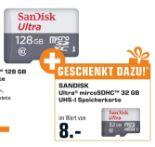 Ultra SDXC UHS-I Speicherkarte von Sandisk