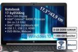 Notebook 17-by0566ng von Hewlett Packard (HP)