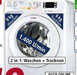 Waschtrockner PWWT X 86G4 DE von Privileg
