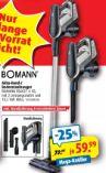 Akku-Hand-/Bodenstaubsauger BS6027 A CB von Bomann
