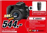 Spiegelreflexkamera EOS 250D + 18-55mm IS STM von Canon