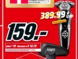 Nass- und Trocken-Herrenrasierer S 9721/41 von Philips