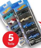 Fahrzeuge von Mattel Games