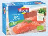 Premium Bio Lachsfilets von Escal