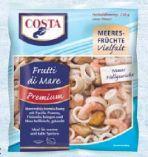 Meeresfrüchtevielfalt von Costa