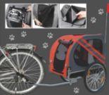Fahrrad-Hundeanhänger Doggy Liner von Karlie