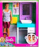 Reise Ken Puppe von Mattel Games