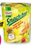 Snackbar von Knorr