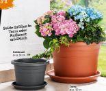 Blumentopf Cilindro von Powertec Garden
