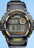 Herren-Armbanduhr TRT-110H von Casio