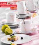 Kaffeeservice Rose von Ritzenhoff & Breker
