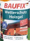 Wetterschutz-Holzgel von Baufix