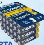 Batterien Longlife Power von Varta