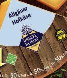 Allgäuer Hofkäse Echt & Gut von Unsere Heimat