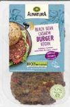 Bio-Black-Bean-Cashew-Burger von Alnatura