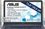 Notebook F543UA-GQ1817T von Asus