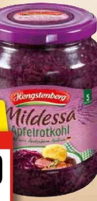 Mildessa Apfelrotkohl von Hengstenberg