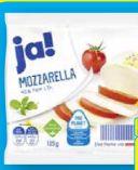 Mozzarella von ja!