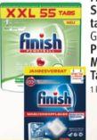 Spülmaschinen-Tabs von Finish