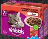 Katzenfutter von Whiskas