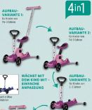 4-in-1-Scooter von Playtive Junior