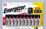 Batterien Max von Energizer