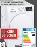 Wärmepumpentrockner WT45W463 von Siemens