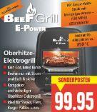 Elektrischer Beef Grill E-Power von Gourmetmaxx