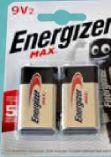 Max Alkaline AA Mignon von Energizer