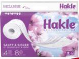 Toilettenpapier Sanft & Sicher von Hakle