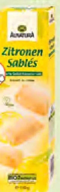 Bio-Zitronen von Alnatura