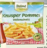 Bio Knusper Pommes von Ökoland